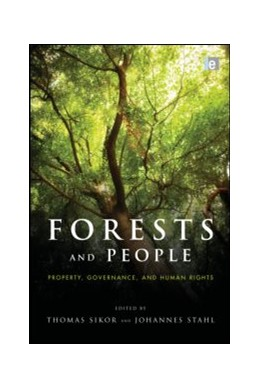 Abbildung von Stahl / Sikor | Forests and People | 2011 | Property, Governance, and Huma...