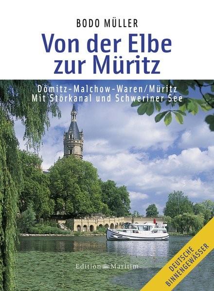 Von der Elbe zur Müritz | Müller | 5. Auflage, 2011 | Buch (Cover)