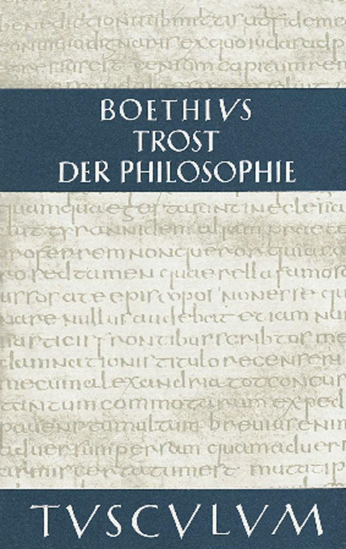 Abbildung von Boethius / Gigon / Gegenschatz | Trost der Philosophie / Consolatio philosophiae | 2011