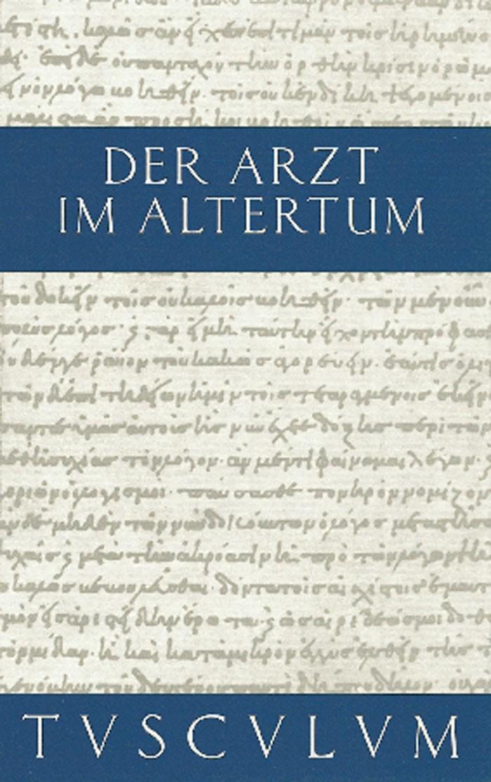Der Arzt im Altertum   Müri, 2011 (Cover)