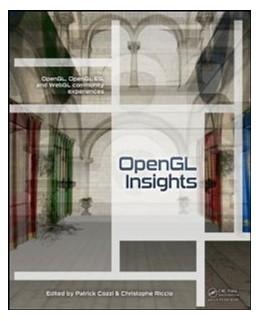 Abbildung von Cozzi / Riccio   OpenGL Insights   2012