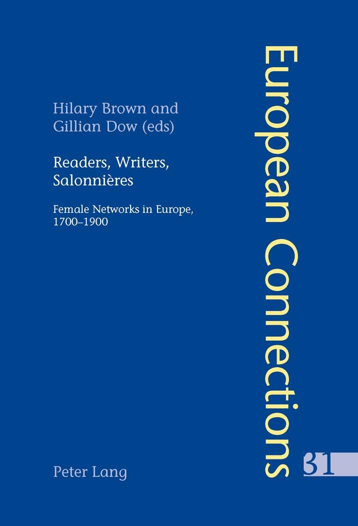 Abbildung von Dow / Brown | Readers, Writers, Salonnieres | 2011