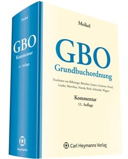 Abbildung von Meikel (Hrsg.) | Grundbuchordnung: GBO | 11. Auflage | 2015
