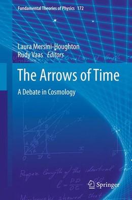 Abbildung von Mersini-Houghton / Vaas | The Arrows of Time | 2012 | A Debate in Cosmology | 172