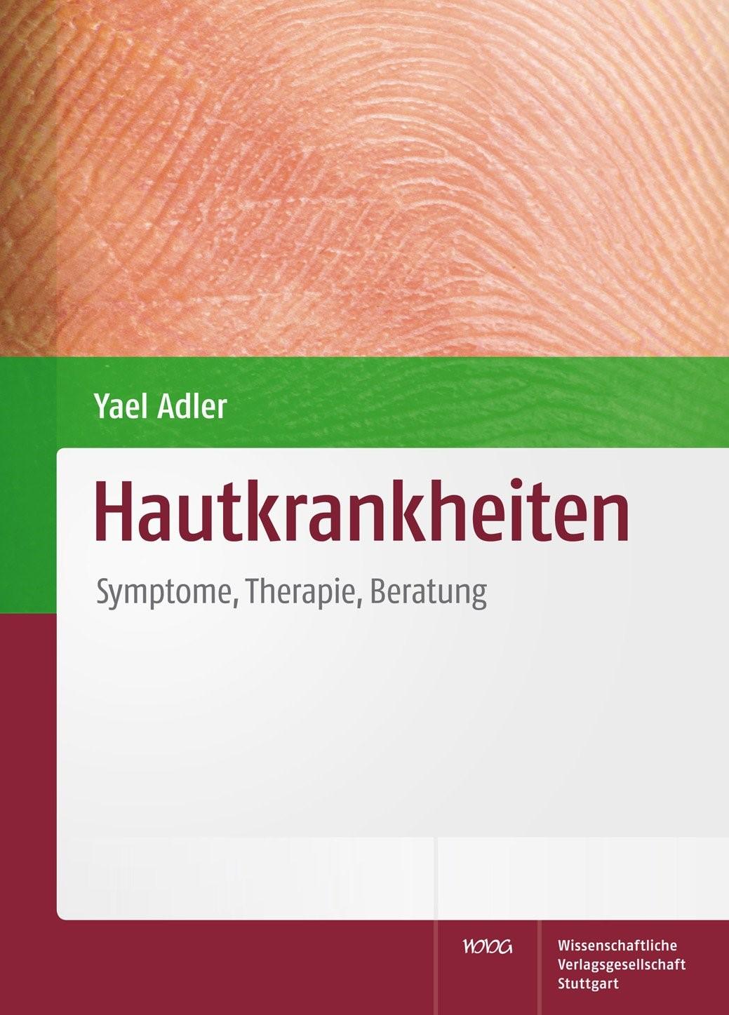 Hautkrankheiten | Adler | 1. Auflage, 2011 | Buch (Cover)