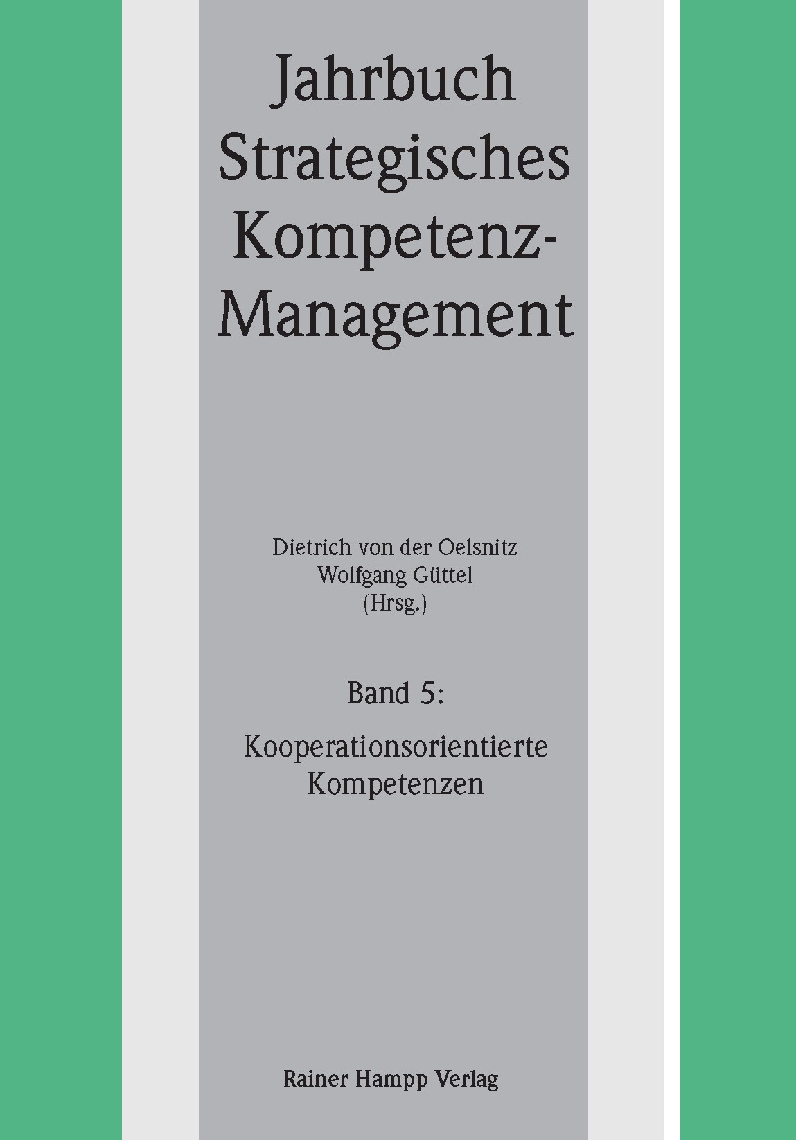 Abbildung von Oelsnitz / Güttel | Kooperationsorientierte Kompetenzen | 2011