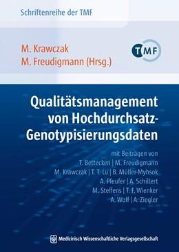 Abbildung von Krawczak / Freudigmann | Qualitätsmanagement von Hochdurchsatz-Genotypisierungsdaten | 2012 | 9