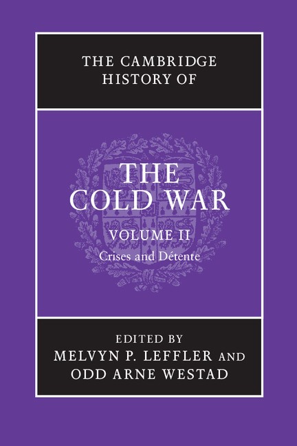 Abbildung von Leffler / Westad | The Cambridge History of the Cold War | 2012