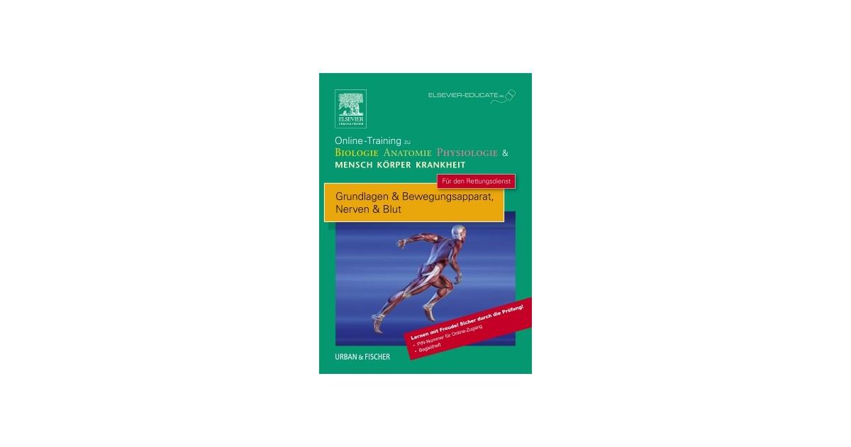 Online-Training zu Biologie Anatomie Physiologie & Mensch Körper ...