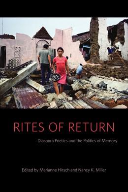 Abbildung von Hirsch / Miller | Rites of Return | 2011 | Diaspora Poetics and the Polit...