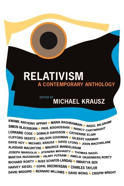 Abbildung von Krausz | Relativism | 2010