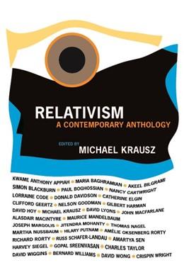Abbildung von Krausz   Relativism   2010   A Contemporary Anthology