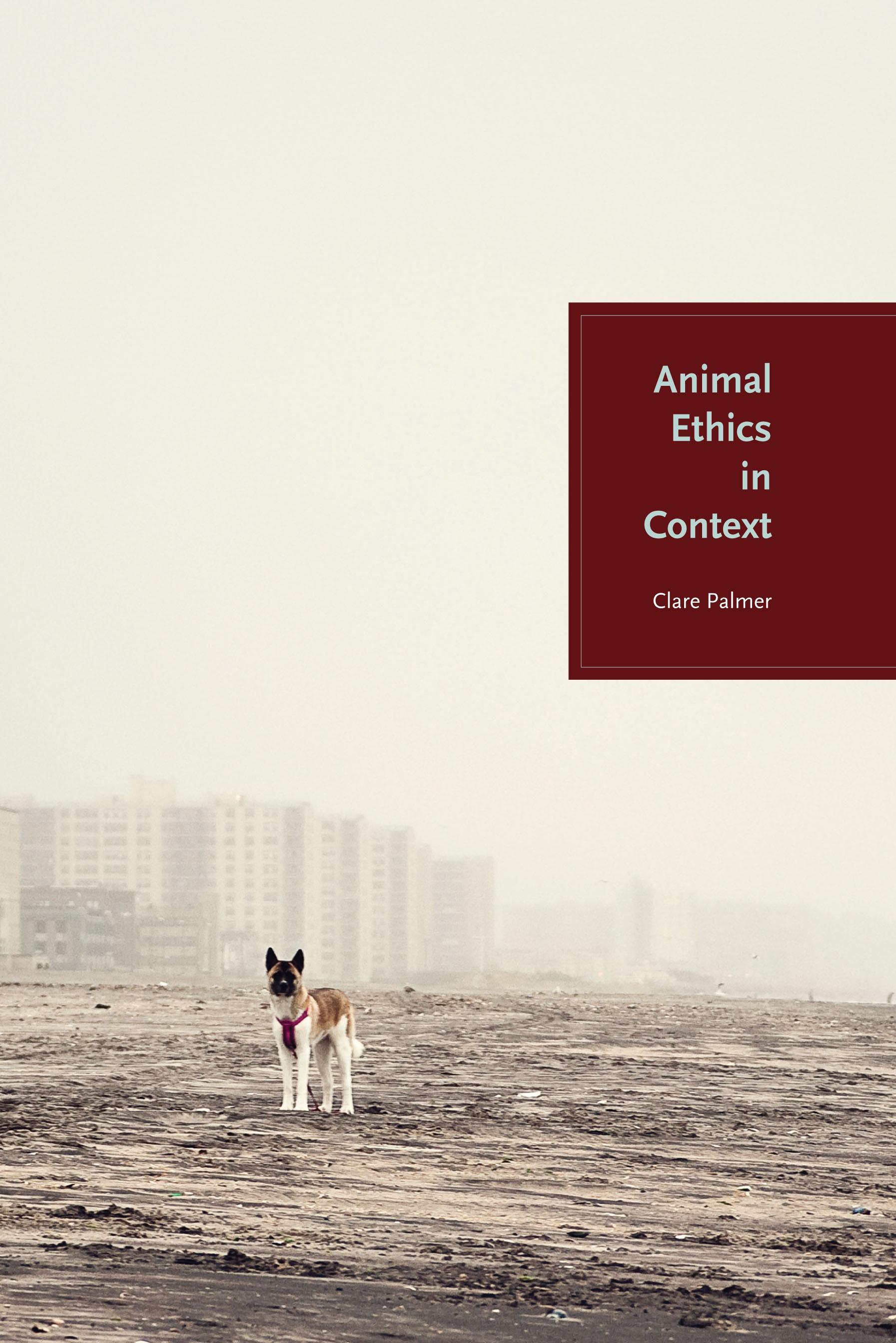 Abbildung von Palmer | Animal Ethics in Context | 2010