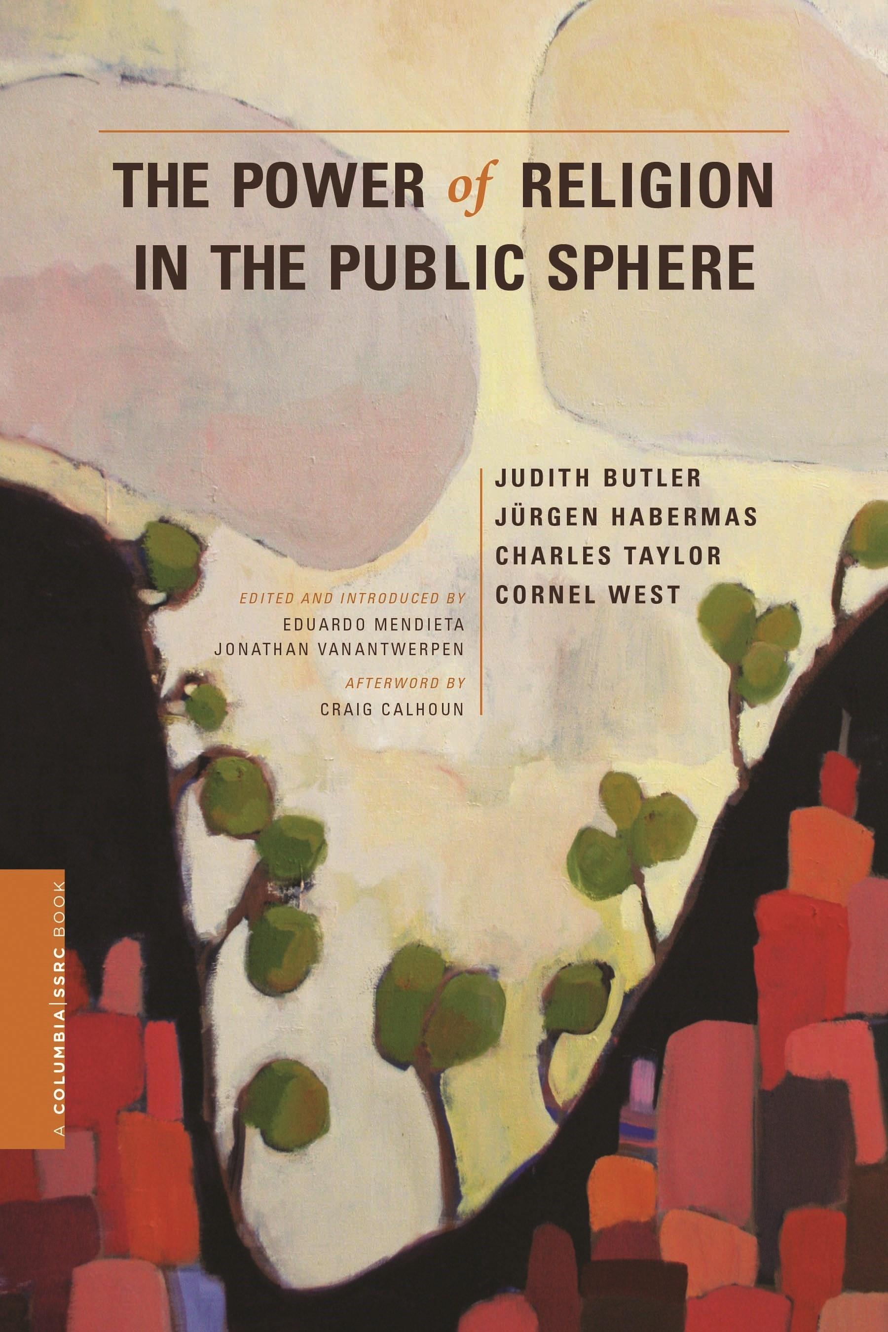 Abbildung von Butler / Mendieta / VanAntwerpen | The Power of Religion in the Public Sphere | 2011
