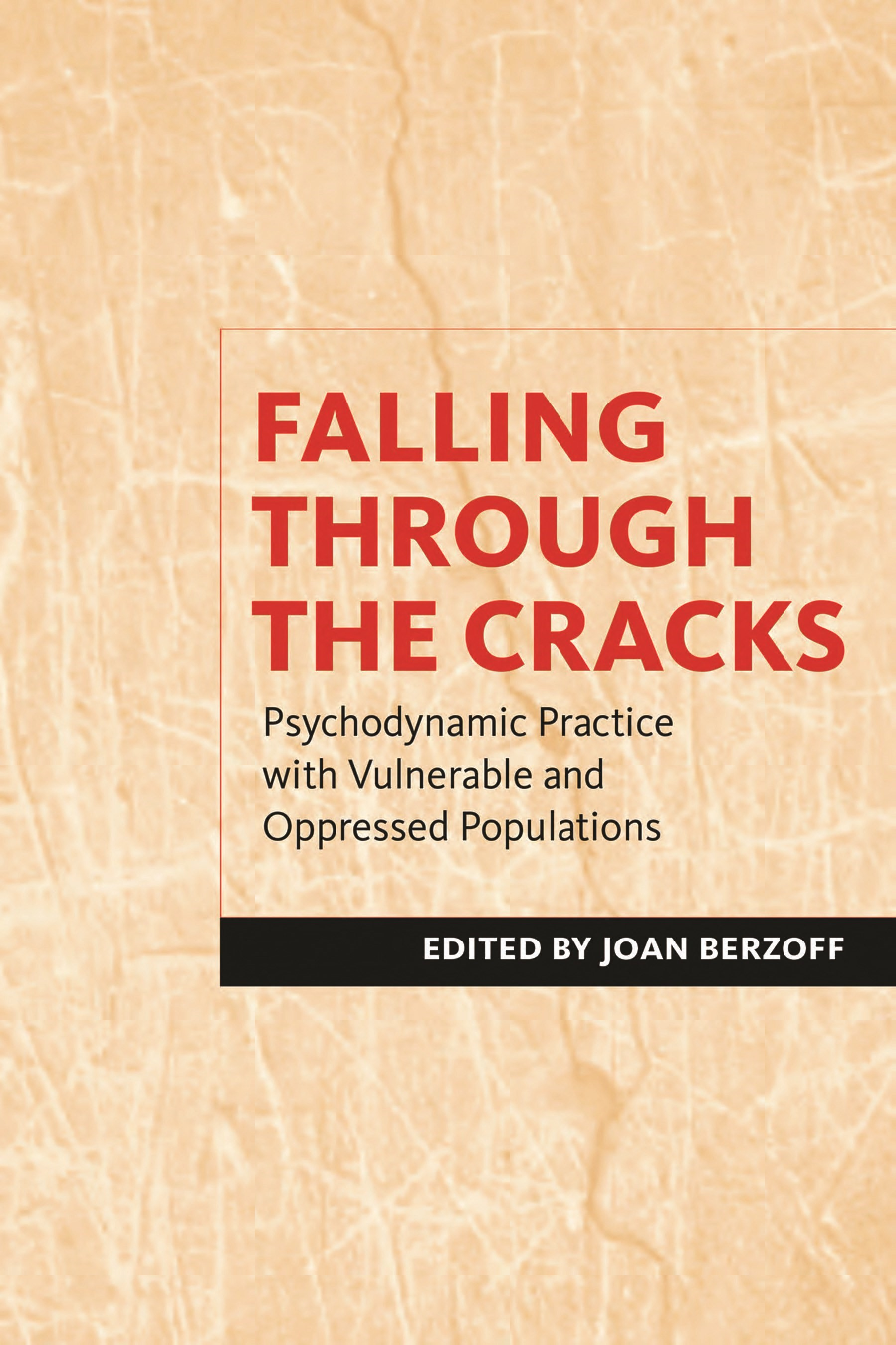 Abbildung von Berzoff | Falling Through the Cracks | 2011