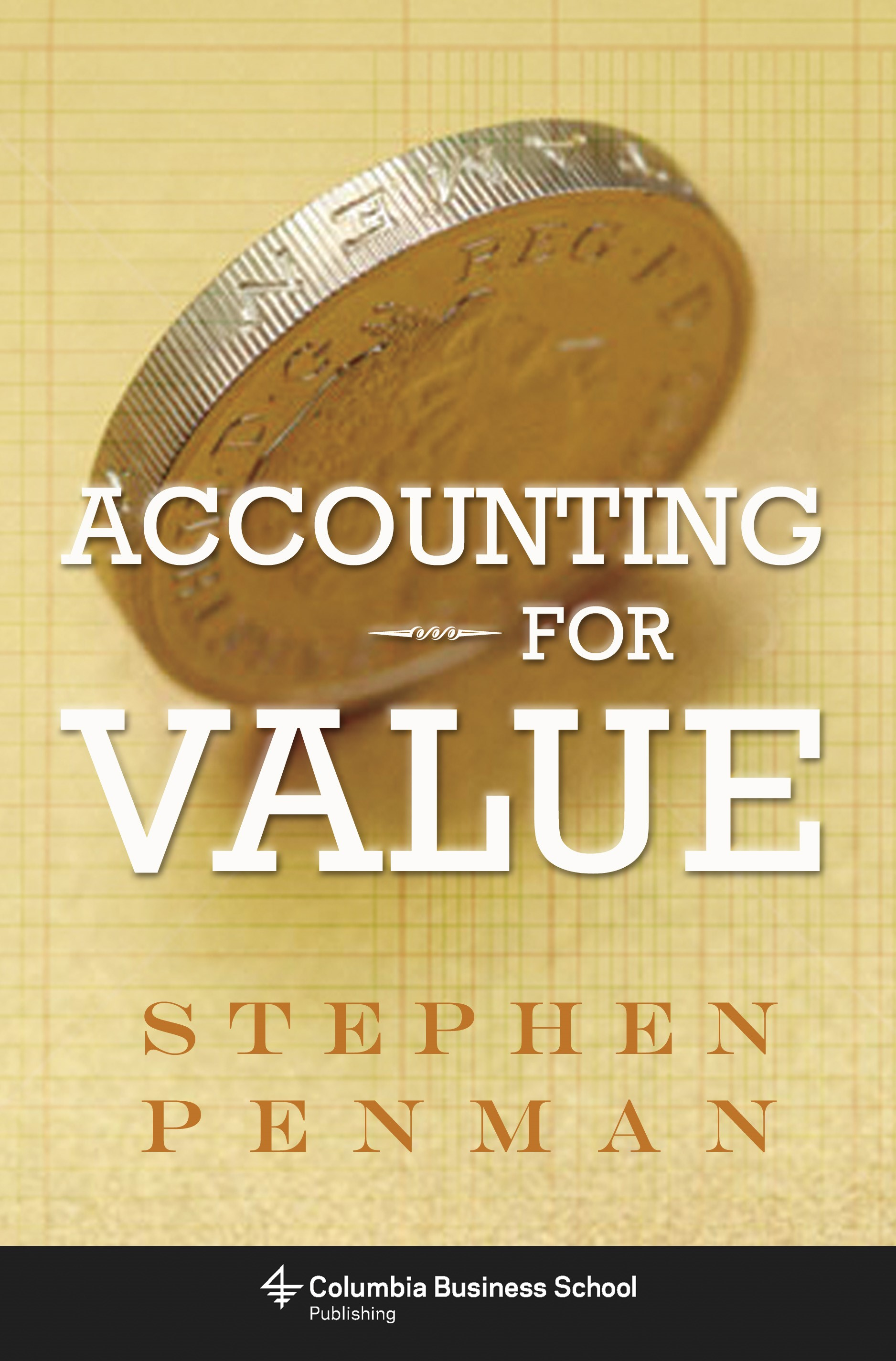 Abbildung von Penman | Accounting for Value | 2010