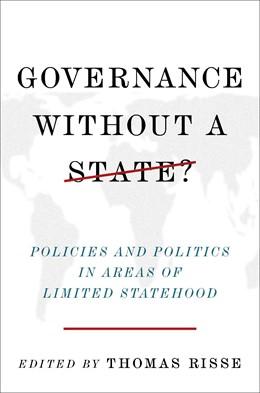 Abbildung von Risse   Governance Without a State?   2011