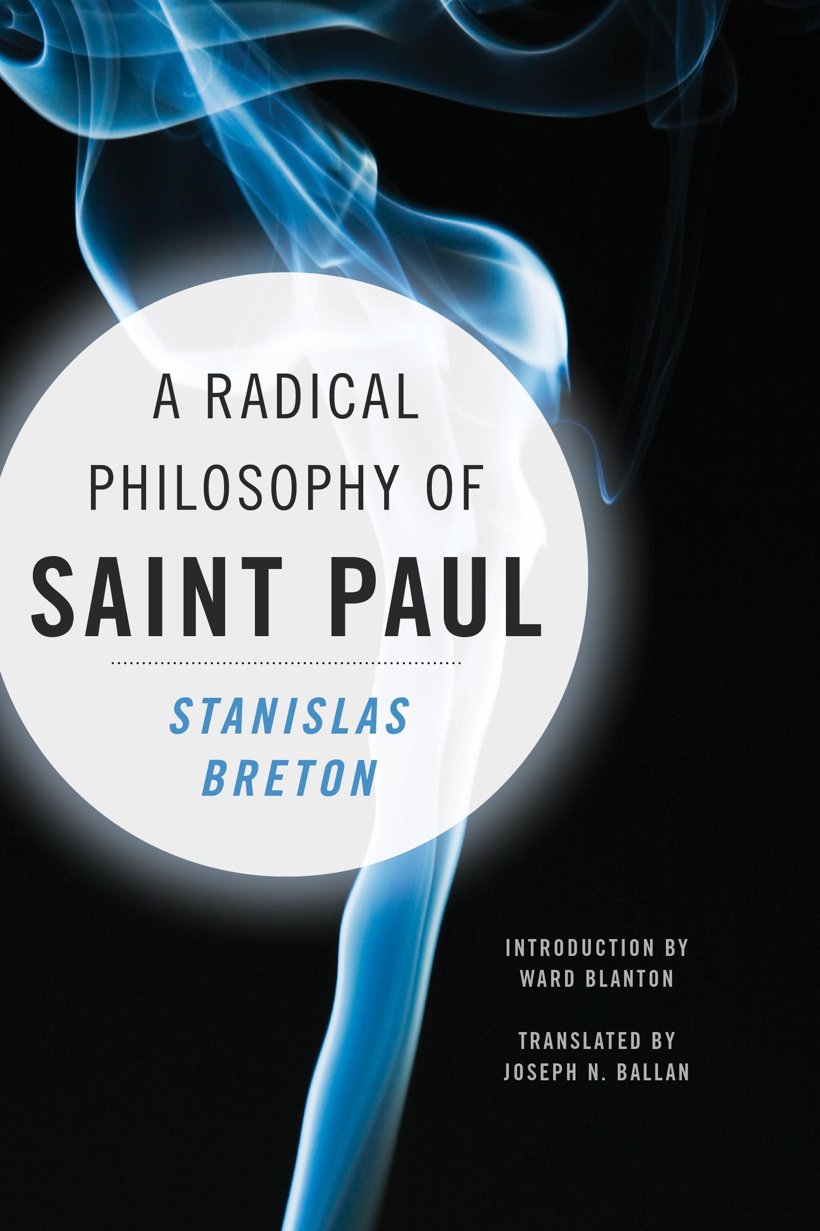 Abbildung von Breton | A Radical Philosophy of Saint Paul | 2011