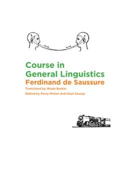Abbildung von Saussure / Meisel / Saussy | Course in General Linguistics | 2011 | Translated by Wade Baskin. Edi...