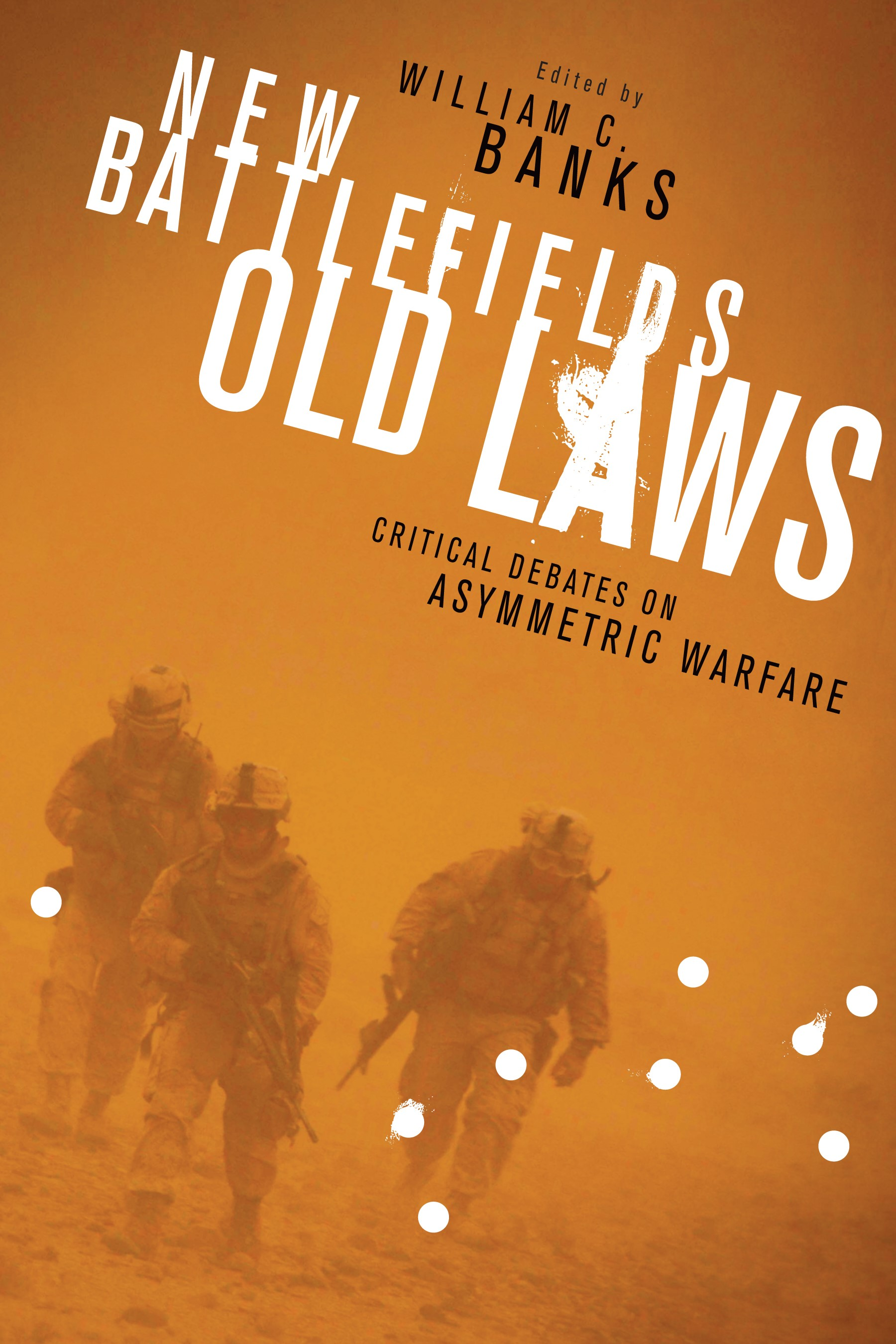 Abbildung von Banks | New Battlefields/Old Laws | 2011