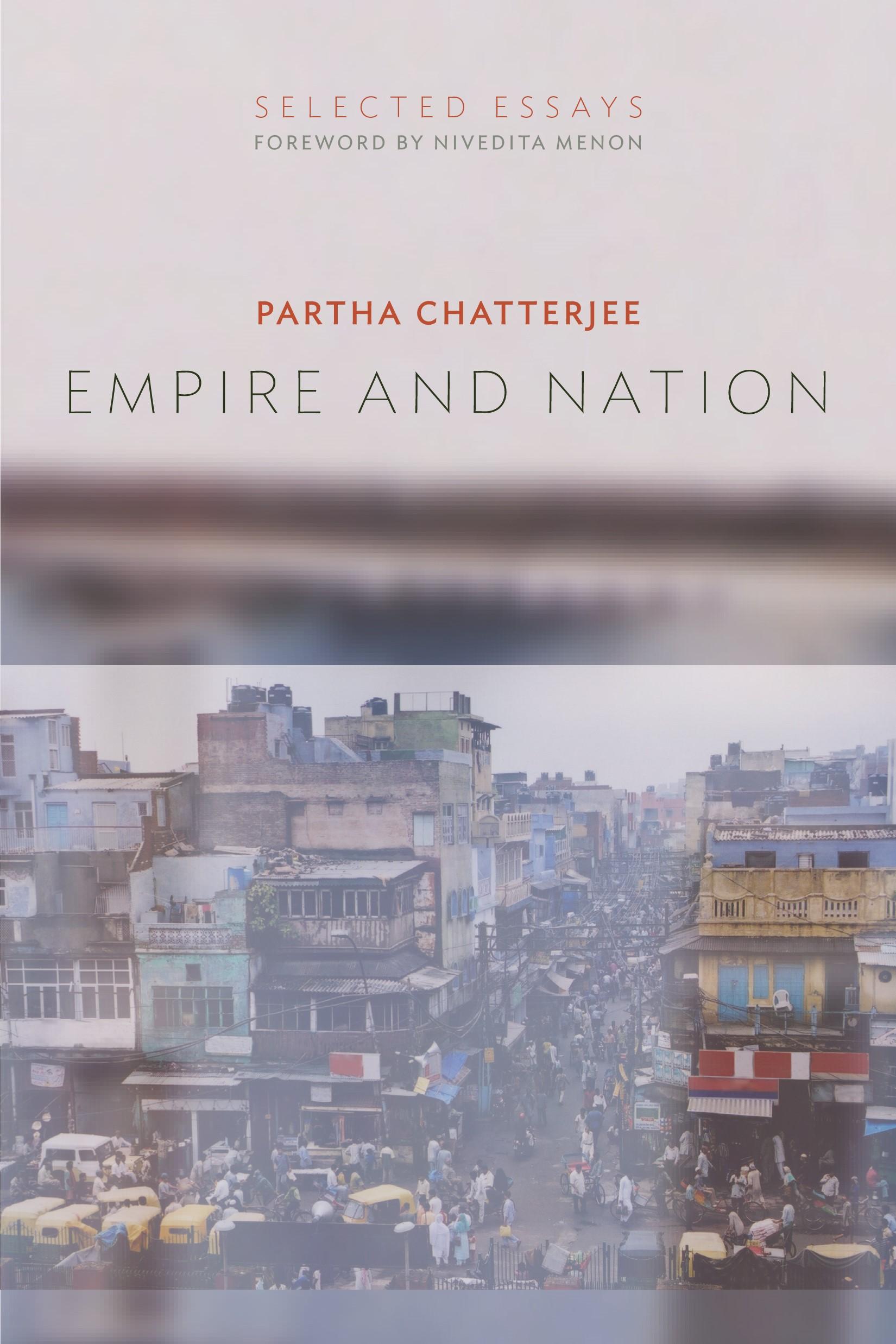 Abbildung von Chatterjee | Empire and Nation | 2010