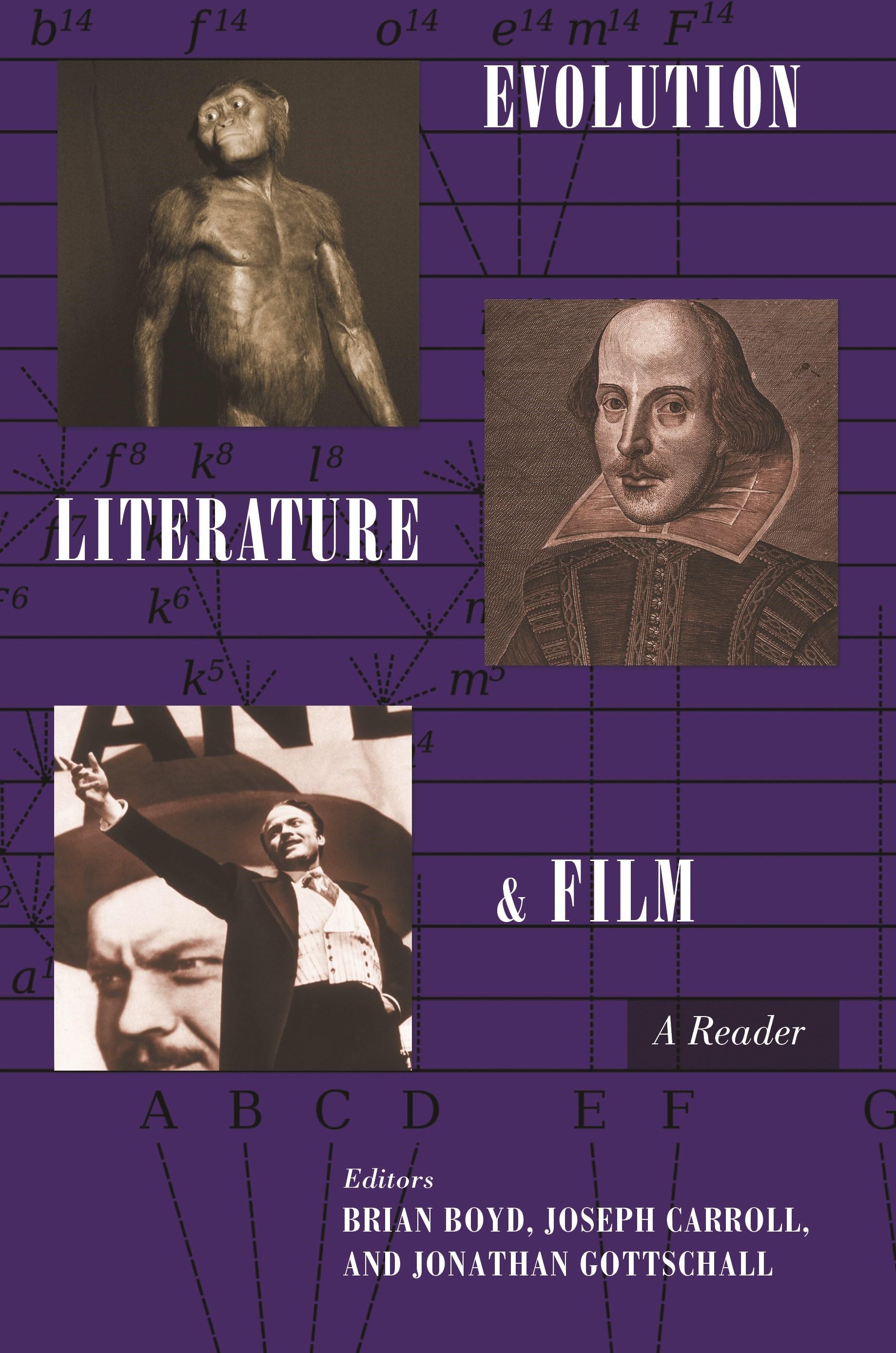 Abbildung von Boyd / Carroll / Gottschall   Evolution, Literature, and Film   2010