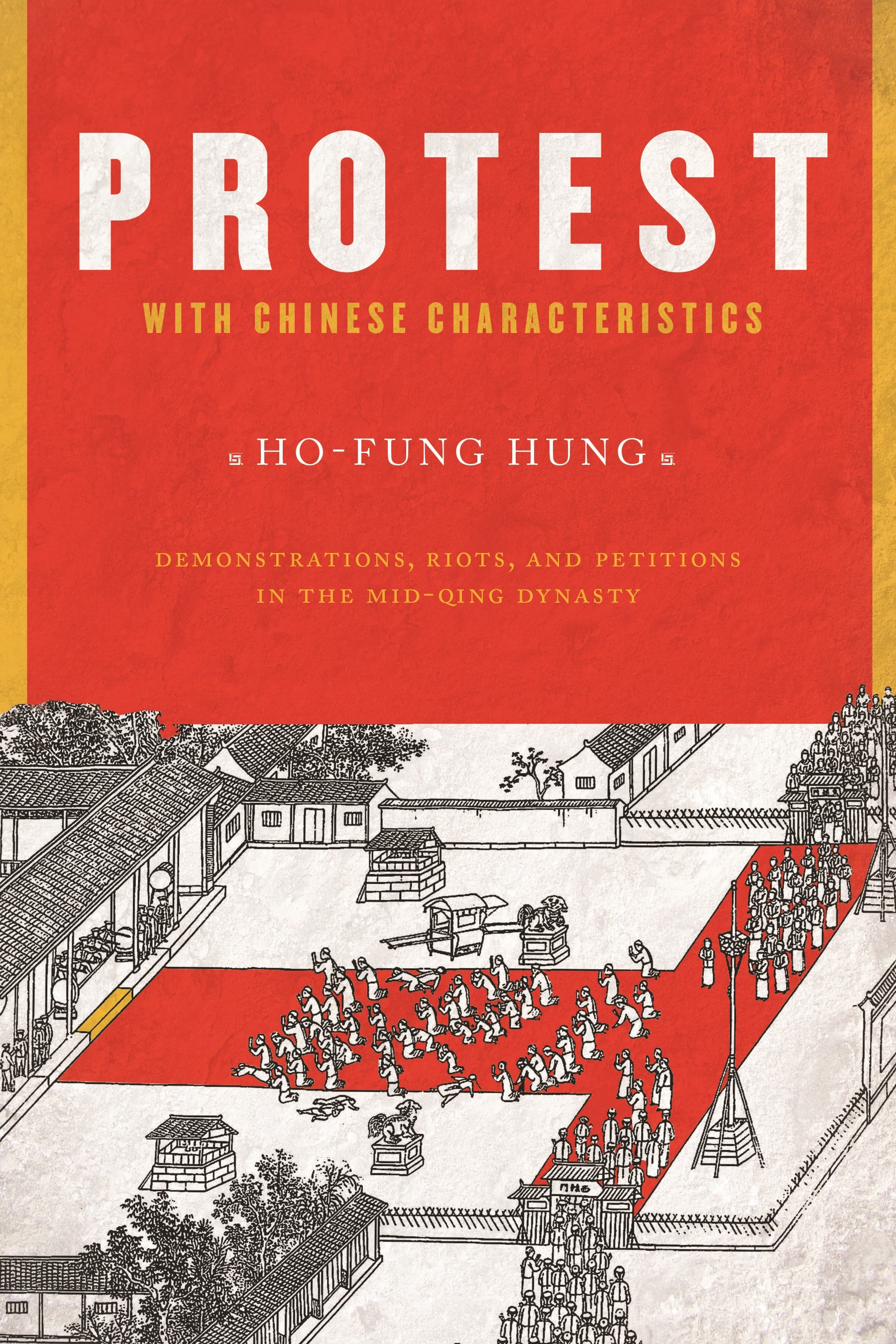 Abbildung von Hung   Protest with Chinese Characteristics   2011
