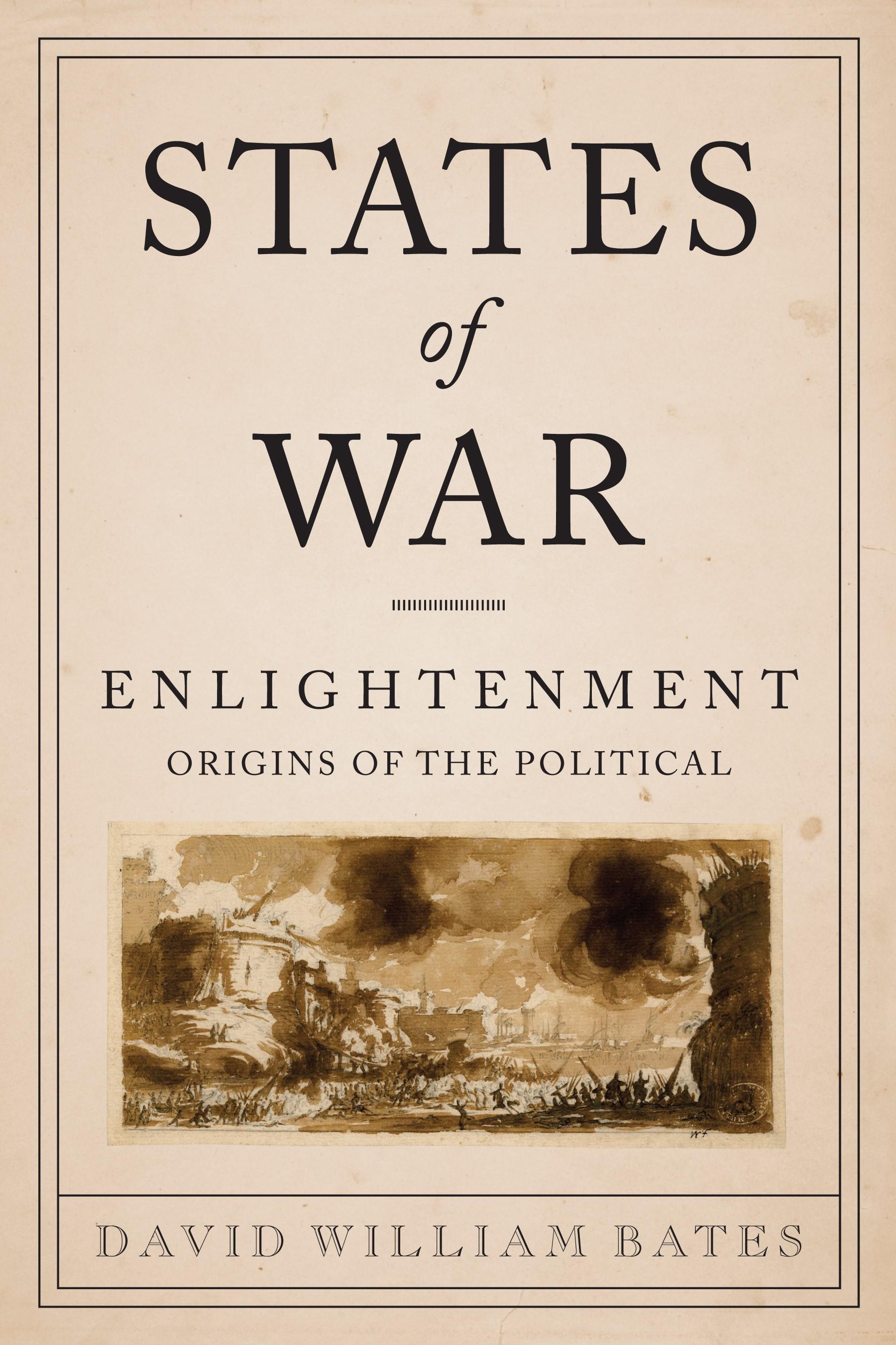 Abbildung von Bates | States of War | 2011
