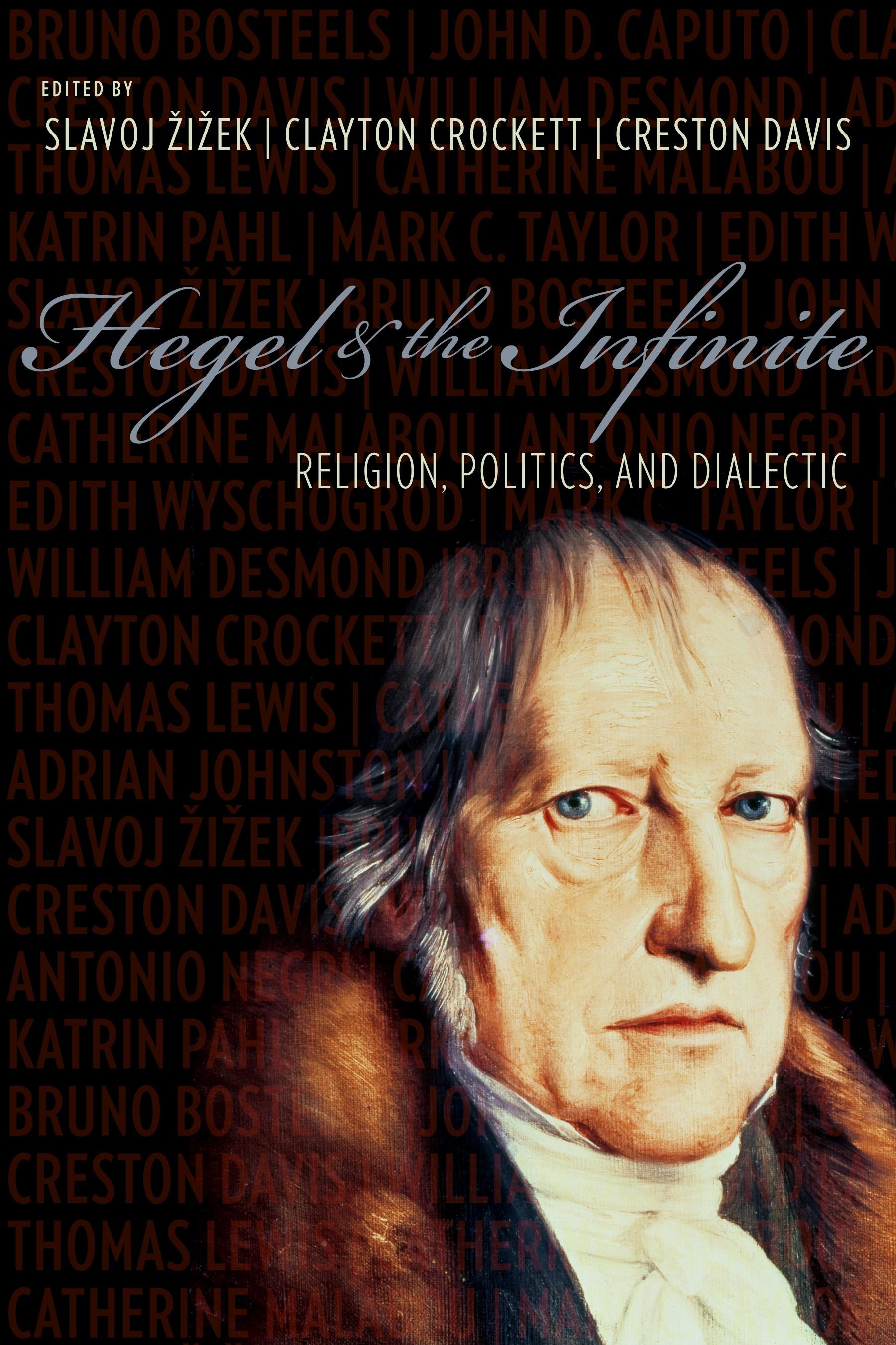 Abbildung von Žižek / Crockett / Davis | Hegel and the Infinite | 2011