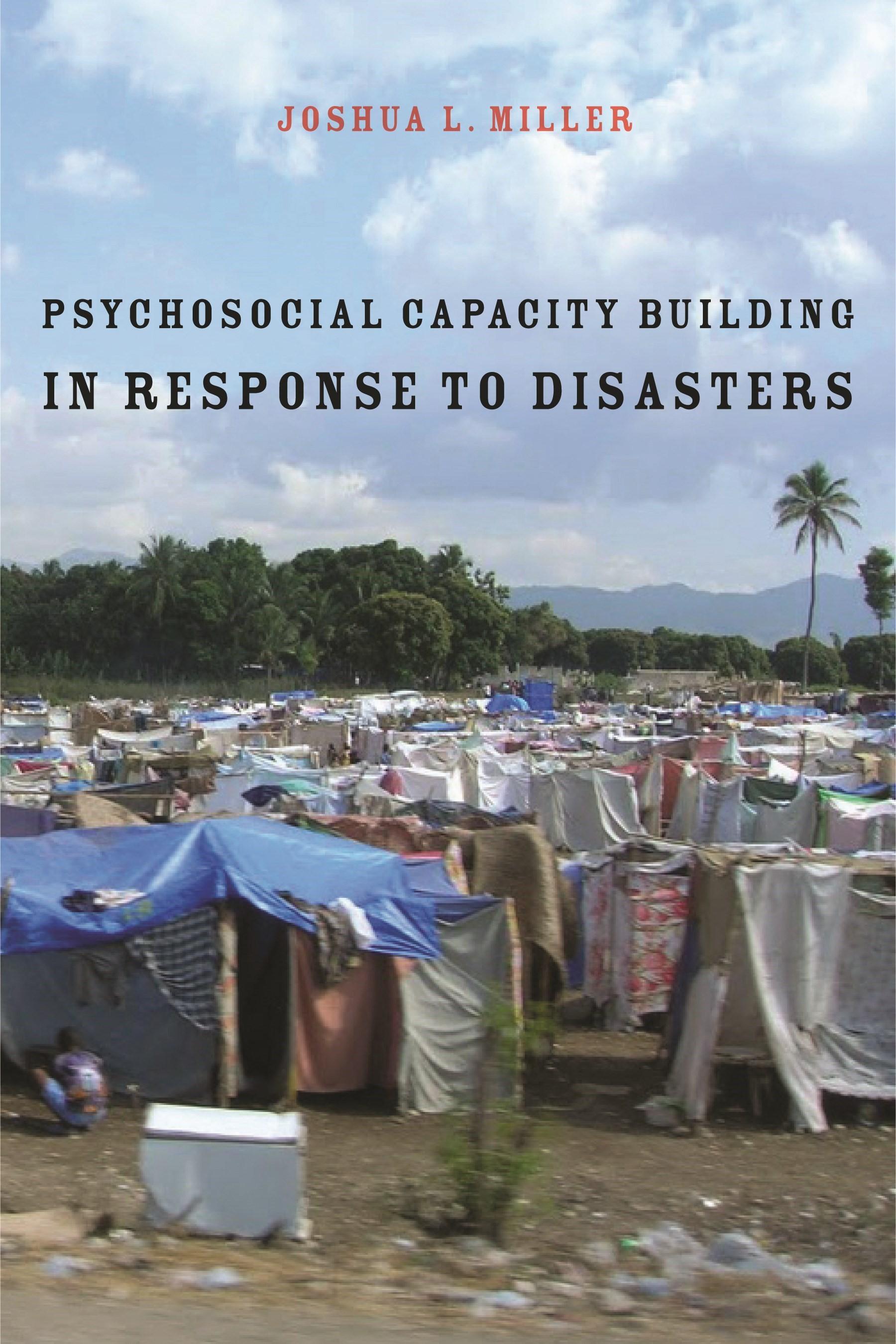 Abbildung von Miller | Psychosocial Capacity Building in Response to Disasters | 2012