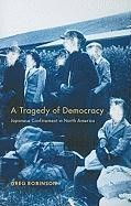 Abbildung von Robinson | A Tragedy of Democracy | 2010