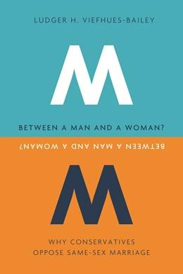 Abbildung von Viefhues-Bailey | Between a Man and a Woman? | 2010