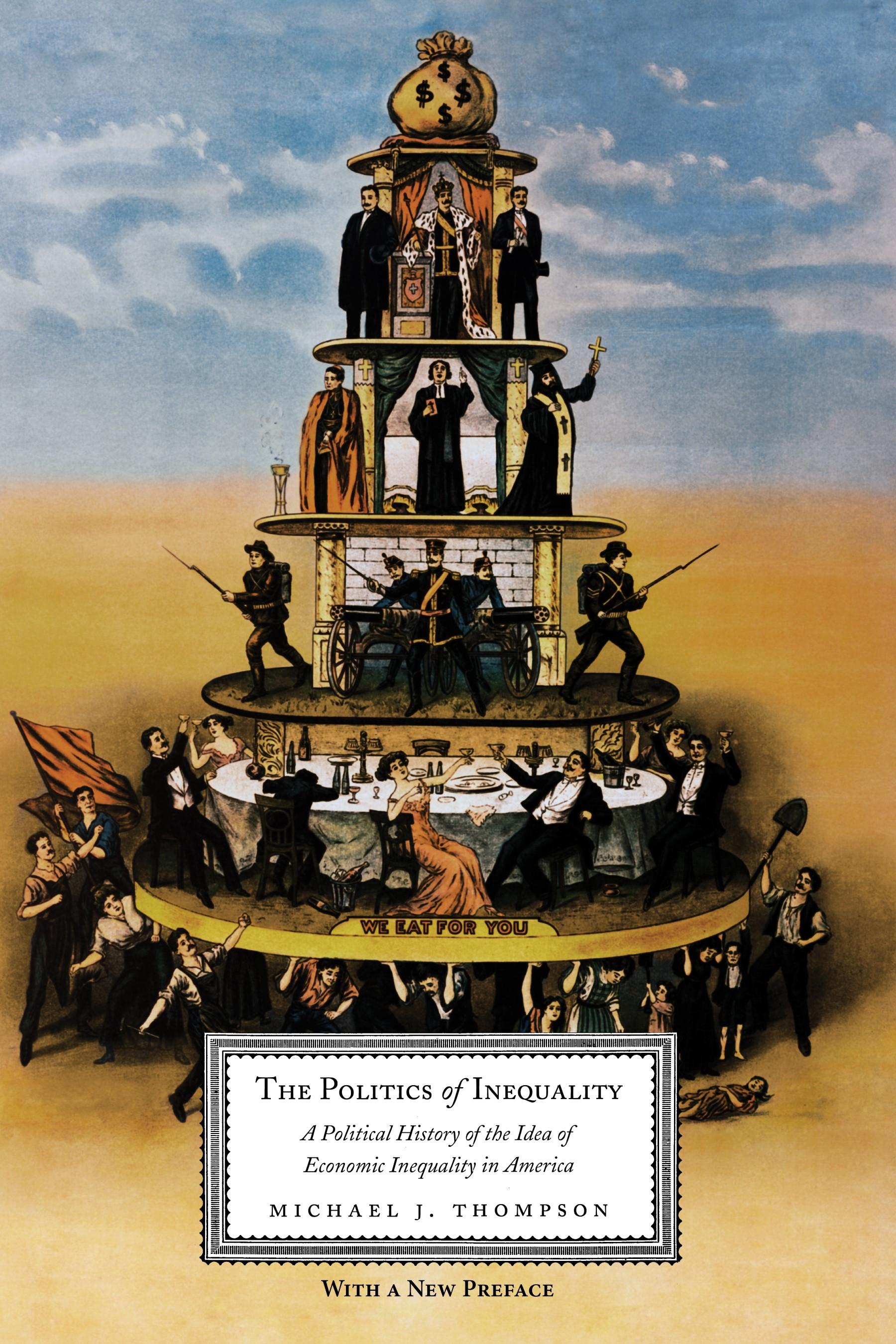 Abbildung von Thompson | The Politics of Inequality | 2012
