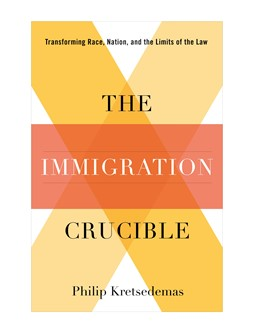 Abbildung von Kretsedemas | The Immigration Crucible | 2012