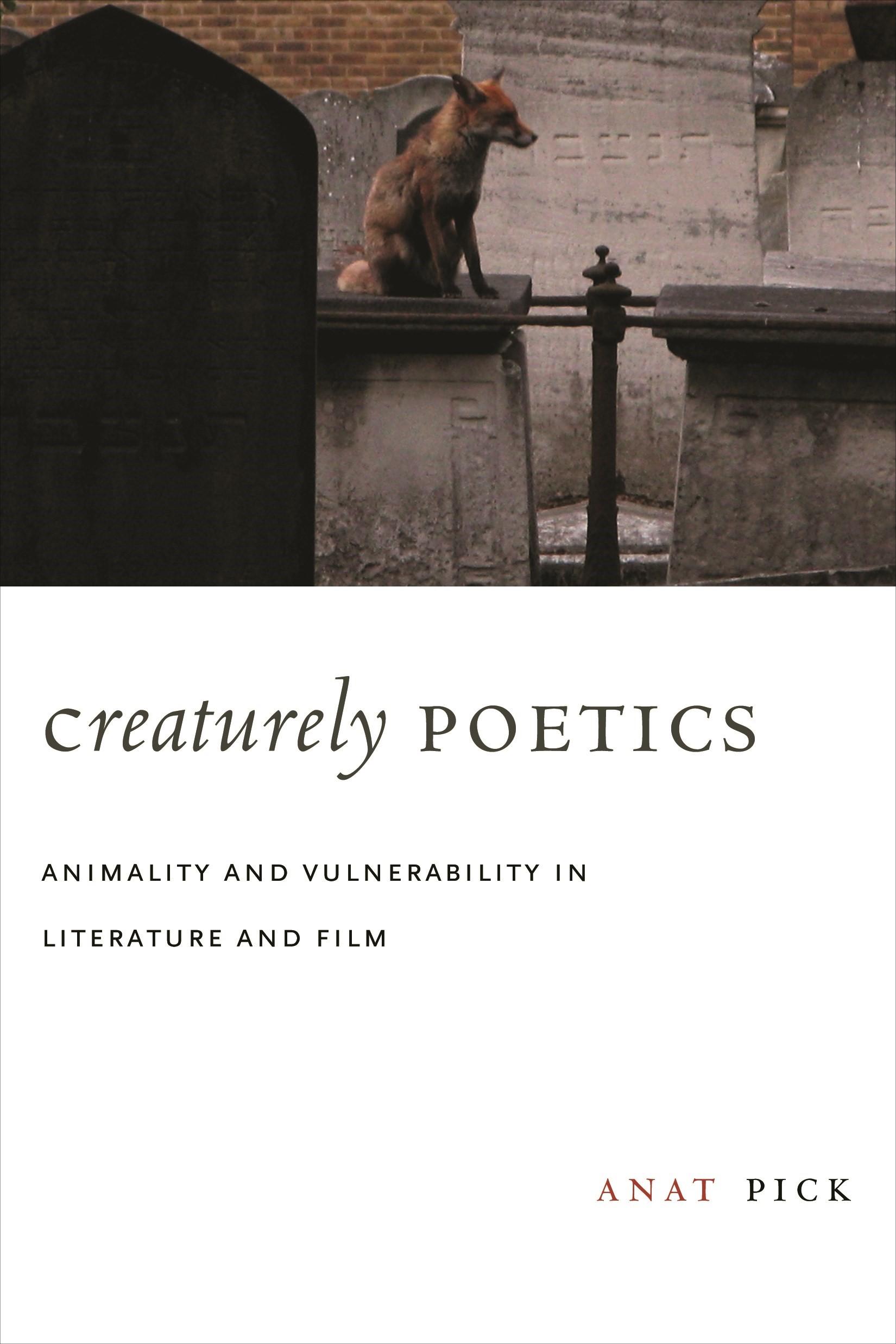 Abbildung von Pick | Creaturely Poetics | 2011