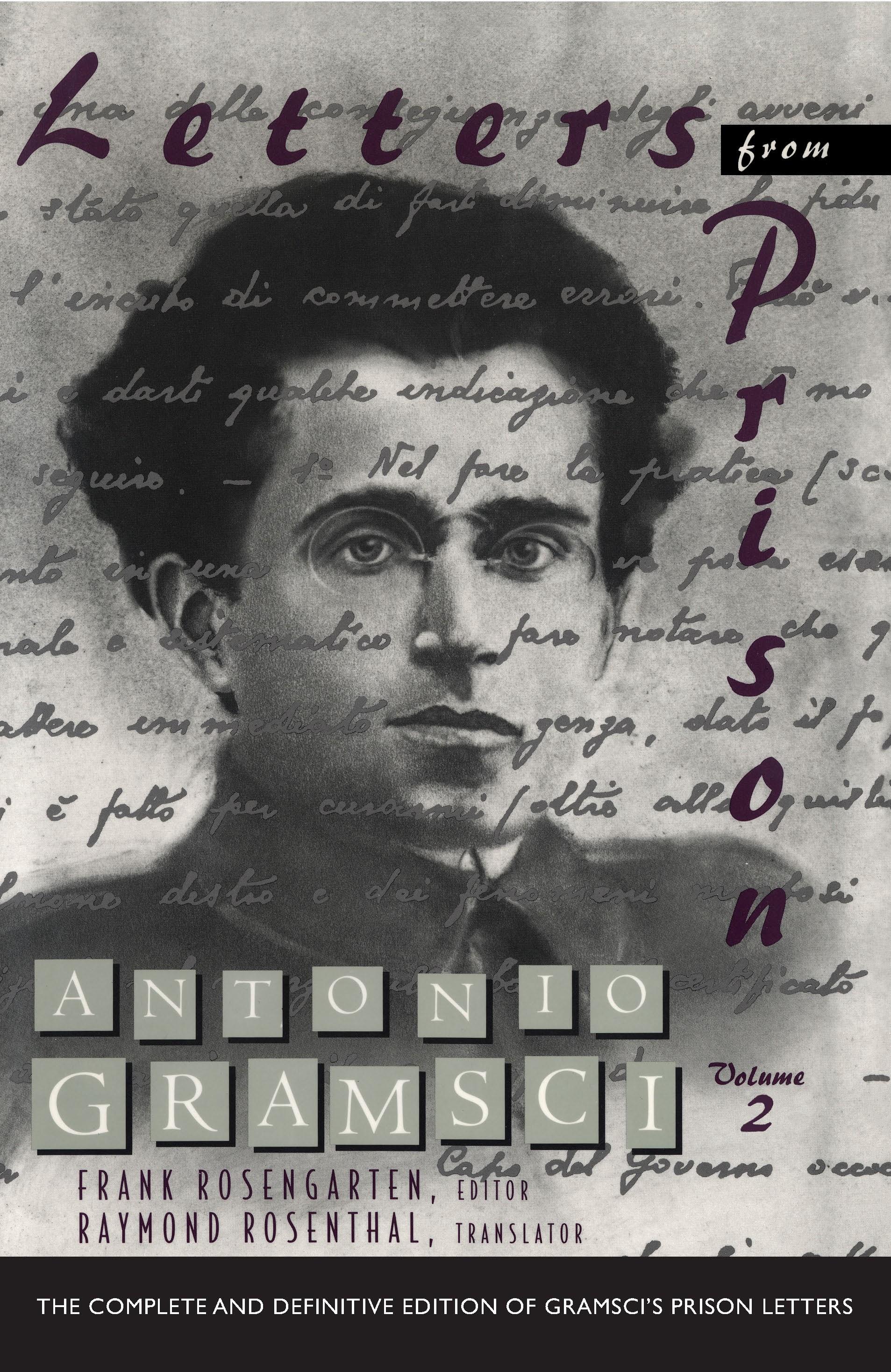 Abbildung von Gramsci / Rosengarten | Letters from Prison | 2011