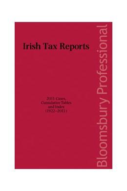 Abbildung von Smith | Irish Tax Reports 2011 | 2012