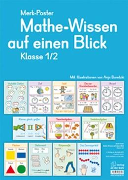 Abbildung von Merk-Poster Mathe-Wissen auf einen Blick Klasse 1/2 | 2011