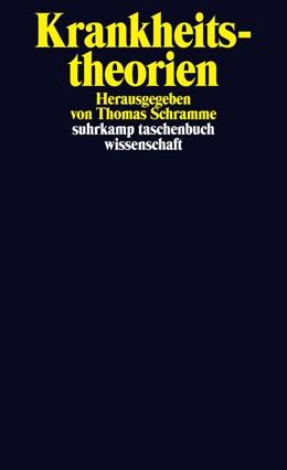 Abbildung von Schramme | Krankheitstheorien | Originalausgabe | 2012 | 2011