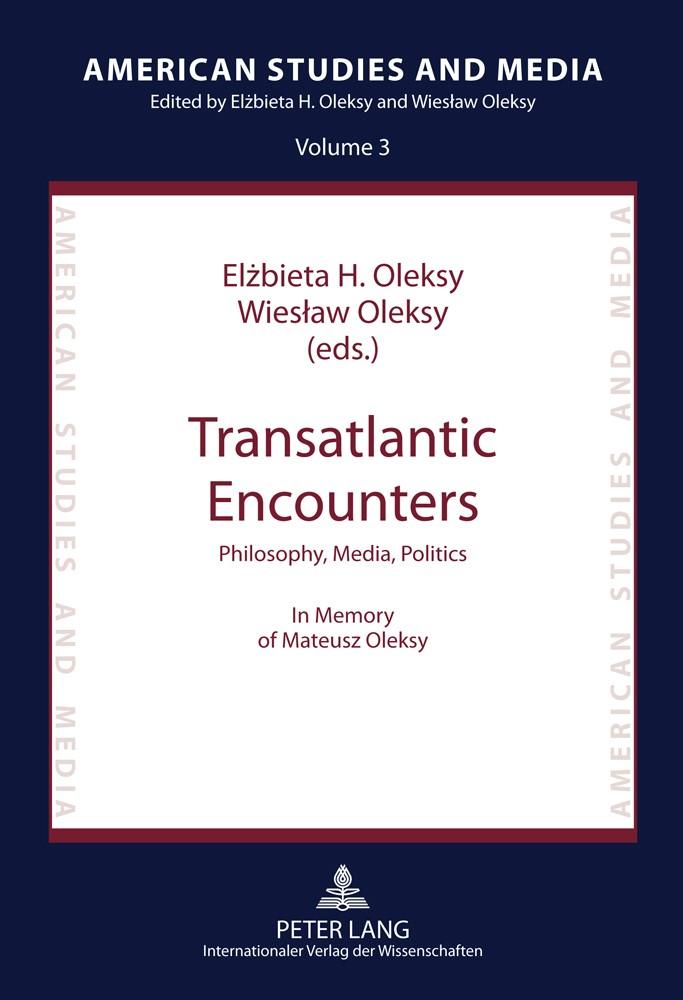 Transatlantic Encounters | Oleksy, 2011 | Buch (Cover)