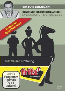 Abbildung von Bologan | Gewinnen gegen Sizilianisch - Band 3: Ein Großmeister-Repertoire | 2011 | Schach-Videotraining