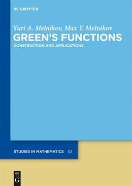 Abbildung von Melnikov | Green's Functions | 1. Auflage | 2012 | beck-shop.de
