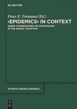 Abbildung von Pormann | Epidemics in Context | 2012 | Greek Commentaries on Hippocra... | 8