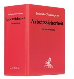 Abbildung von Nipperdey II   Arbeitssicherheit   65. Auflage   2020   beck-shop.de