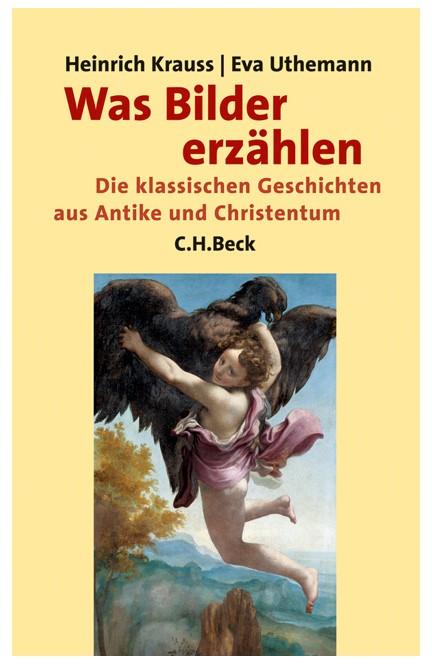 Cover: Eva Uthemann|Heinrich Krauss, Was Bilder erzählen