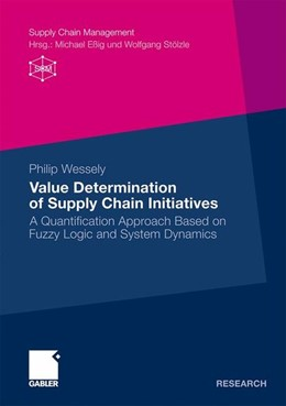 Abbildung von Wessely | Value Determination of Supply Chain Initiatives | 2011 | 2010 | A Quantification Approach Base...
