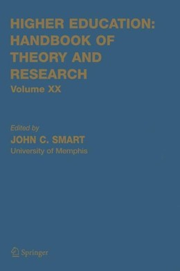 Abbildung von Higher Education: Handbook of Theory and Research | 2005 | 2006