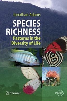 Abbildung von Adams   Species Richness   2009   2010