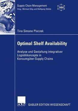 Abbildung von Placzek | Optimal Shelf Availability | 2007 | 2007 | Analyse und Gestaltung integra...