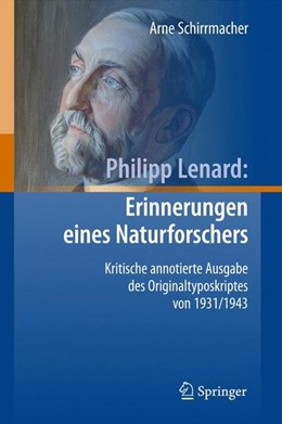 Abbildung von Schirrmacher | Philipp Lenard: Erinnerungen eines Naturforschers | 2010 | 2009
